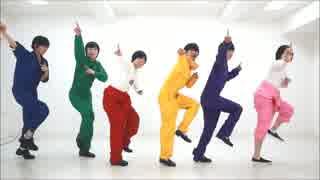 【PV有】六つ子がサビメドレーを踊ってみ