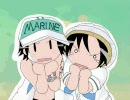 【ワンピース】D兄弟も一緒にウマウマ(゚∀゚)【