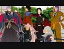 【MMD刀剣乱舞】刀剣の助【EDパロ】