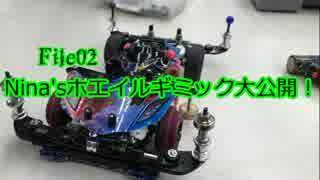 【ミニ四駆】It's Mini4WD Time!!