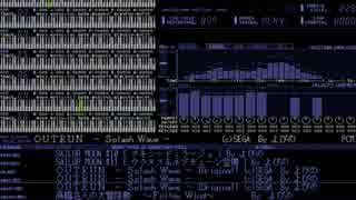 【X68000】 MDX OUTRUN #2