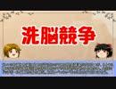 【ゆっくり雑談】ネトウヨの作り方、サヨクの作り方 再うp