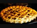 【旬の素材】チェリーパイ作ってみた。 thumbnail