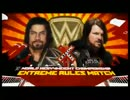 WWEエクストリーム・ルールズ 2016:ロマン・レインズ vs AJスタイルズ