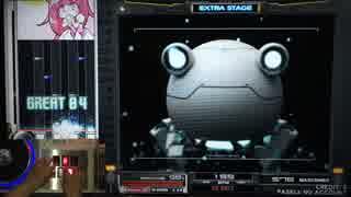【beatmania IIDX】 紫陽花 -AZISAI- (SPA) 【copula】 ※手元付き