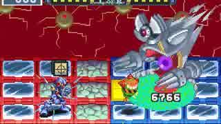 ロックマンエグゼ1~6 ラスボス戦(HP10