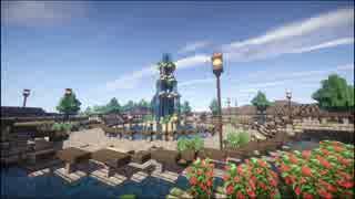 【Minecraft】ゆっくり街を広げていくよ part27