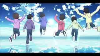 【MMDおそ松さん】6つ子でシュガーソング