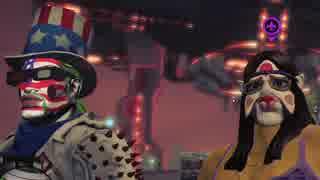 【セインツロウIV】緑の化け物二人がエイリアンを倒す!SaintsRowIV実況㉔!