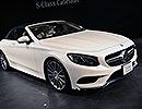 ベンツ、新型オープンモデル発表=Sクラスカブリオレなど3車種