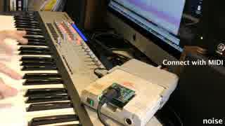 【最後に演奏あり】PCエンジン実機音源を弾いてみた【カトちゃんケンちゃん】