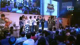 SF5Crash 決勝 Topanga vs TeamRazer part1