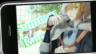 【MMD刀剣乱舞】Summer Rain【山姥切国広】