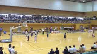 【高校バスケ】残り0.9秒からのブザービー