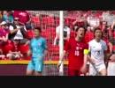 国際親善試合 チェコ vs 韓国