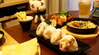 【メガネ食堂】 駄菓子でおつまみ 【駄菓子菓子料理祭】