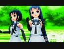 【MMD】さみすず成分大量補給「ずっと・・・」(モーション配布中)