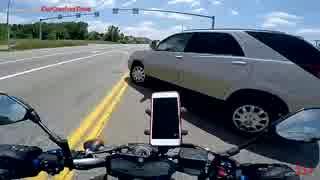 【衝撃映像】 ロシアの致命的交通事故映像