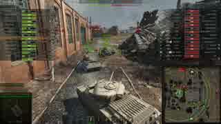 【WoT:Centurion Mk. I】ゆっくり実況で