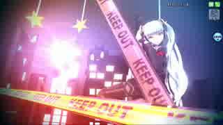 【DIVA FT】エンヴィキャットウォーク PV【アジテーション】