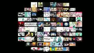 【80人で】My Favorite Vocaloid Song Medley EXTEND【歌ってみた】