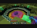 【Minecraft】幸せのスカイブロック No.39【TheUnusualSkyBlock】
