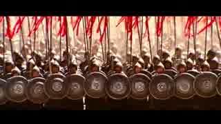 古代中国軍の力