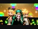 【PDA-FT PV】shake it!【P4Dスタイル&ブラックスター&ブルームーン】