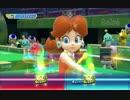 WiiU マリオ&ソニック ATリオオリンピック 新体操クラブ デイジー