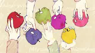 【おそ松さん人力+手描き】童話松企画【六つ子+α】