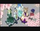 【第8回東方ニコ童祭】ふとじこは困らない。【東方MMD】