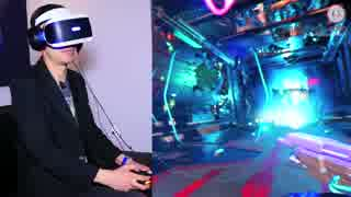 PlayStation VR WORLDS - Scavengers Odyssey体験動画