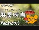 薬物映画ランキング☆(解説付き) -再投稿-