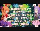 月刊HSI姉貴ランキング AGGO -3SJBC- 6月号(最終回)