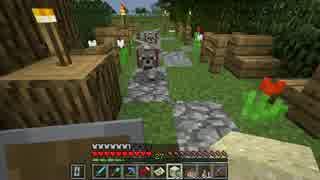 【Minecraft】 方向音痴のマインクラフト Season6 Part17 【ゆっくり実況】