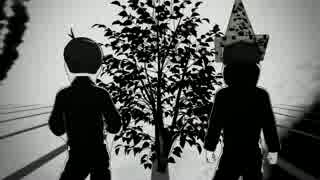 【MMDおそ松さん】筋肉松と気合の入った四男でブリキノダンス