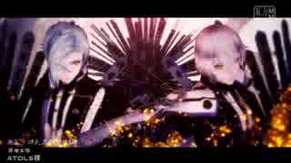 【刀舞祭:鍛刀】- 架空・源氏兄弟顕現編-【MMD刀剣乱舞】