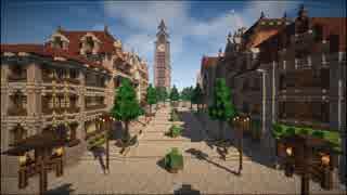 【Minecraft】ゆっくり街を広げていくよ part29-1