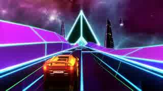 Neon Drive ゲームダイジェスト(バージョン1.5版)