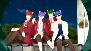 【MMDおそ松さん】色松と速度松~Milkshake♪ thumbnail