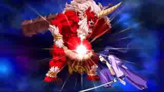 【FateGO】強敵との戦い 轟力丸対星1・2連合編【鬼級】