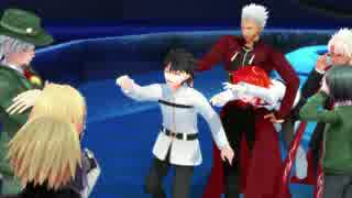 【Fate/MMD】極楽浄土