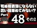 【洒落怖part48より】その2【ゆっくり怪談】