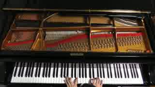 ドラクエ「おおぞらをとぶ」を弾いてみた【ピアノ】