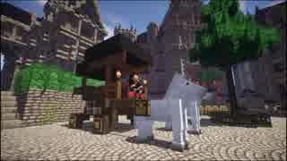 【Minecraft】ゆっくり街を広げていくよ part30-1