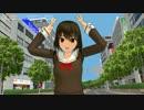 【若崎茜】Sosouさんのオリジナル娘で「トリノコシティ」その1