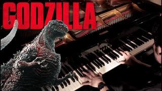 【シン・ゴジラ公開記念】ピアノのための「組曲:ゴジラ」(楽譜公開)   Leiki Ueda