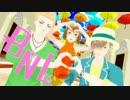 【APヘタリアMMD】I♥ベネルクス【BNLフェスティバル】