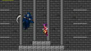 【自作ゲーム】やたら敵に捕まっちゃうアクションゲーム その3