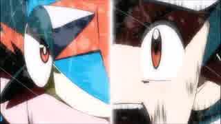 【XY&Z】サトシvsチャンピオン・カルネ!【